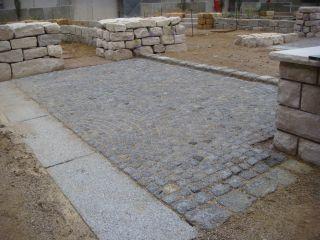 Überbetriebliche Ausbildung Mauerwerksbau und Natursteinverwendung