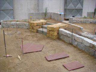 Überbetriebliche Ausbildung zum Thema Mauerwerksbau