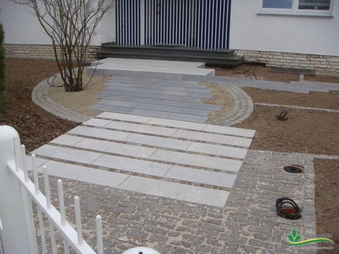 Naturstein und Naturbaustoffe im Gartenbau - Peter Spormann