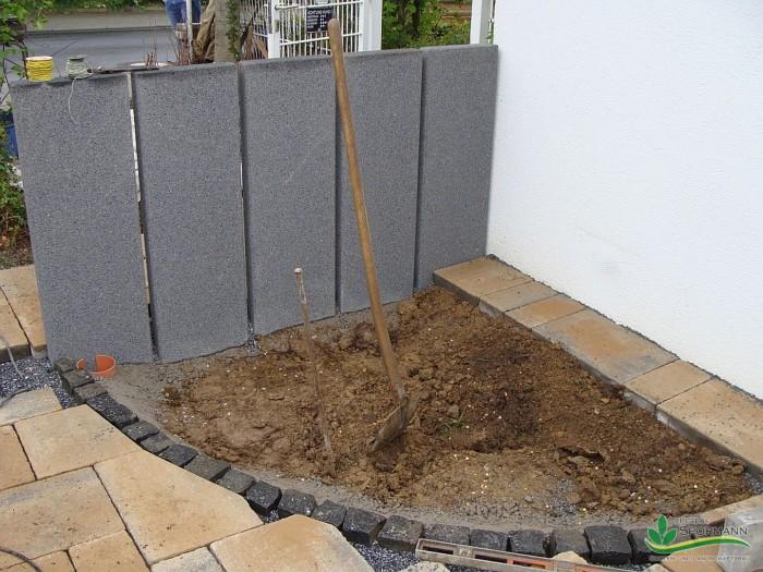 betonstelen gartenbau – bankroute, Hause und Garten