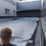 Dachbegrünung Grünberg Schichtaufbau